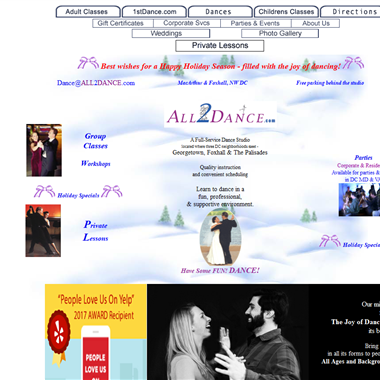 All Two Dance wedding vendor preview