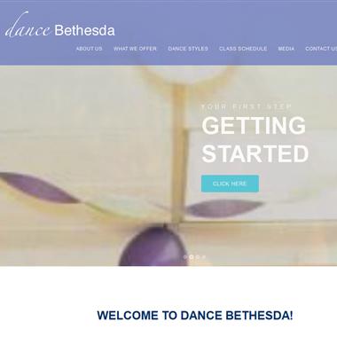 Dance Bethesda wedding vendor preview
