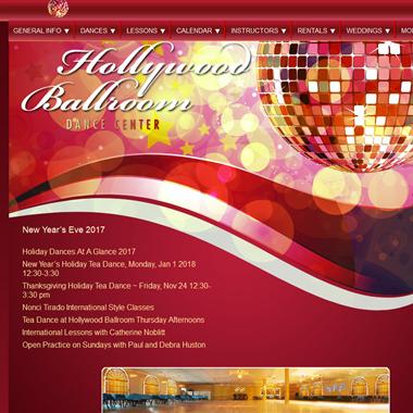 Hollywood Ballroom DC wedding vendor preview