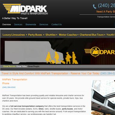 Mid Park Transport Tours wedding vendor preview