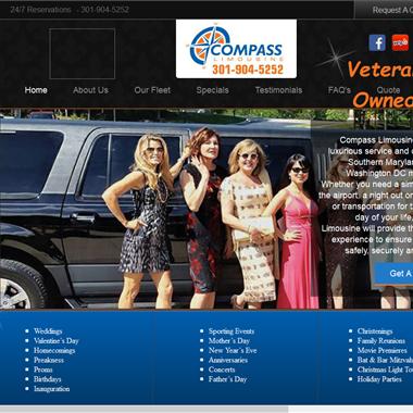 Compass Limousine LLC wedding vendor preview