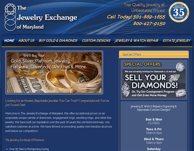 Jewelry Exchange wedding vendor photo