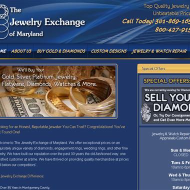 Jewelry Exchange wedding vendor preview