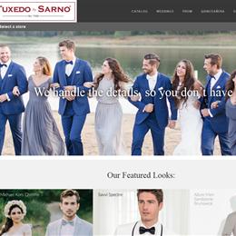 Tuxedo by Sarno photo