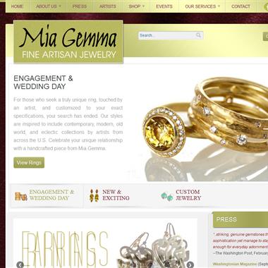 Mia Gemma wedding vendor preview