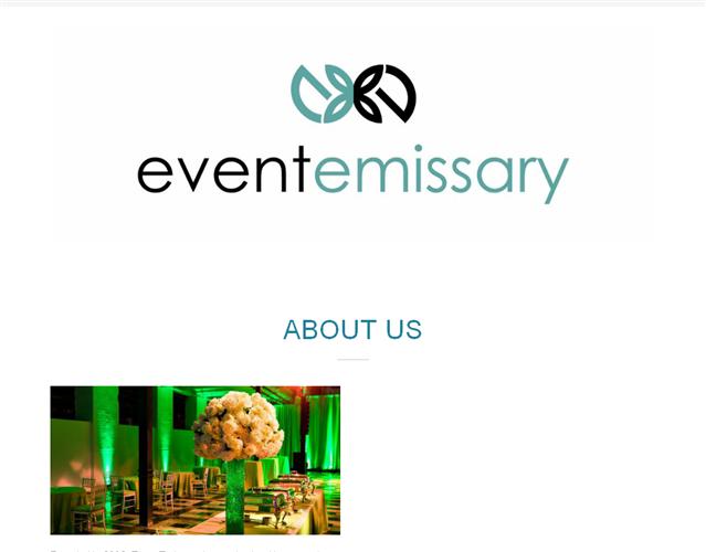 Event Emissary wedding vendor photo