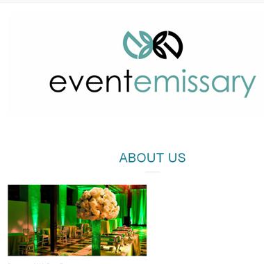 Event Emissary wedding vendor preview