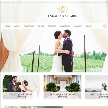 Engaging Affairs wedding vendor preview