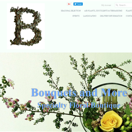 Bouquets and More Florist photo