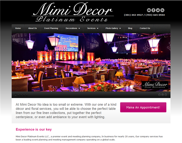 Mimi Decor wedding vendor photo