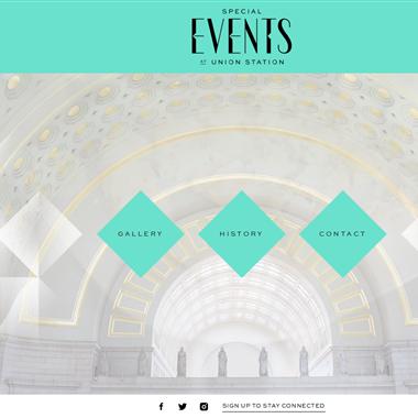 Union Station Events wedding vendor preview