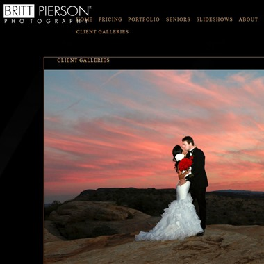 Weddings by Britt wedding vendor preview