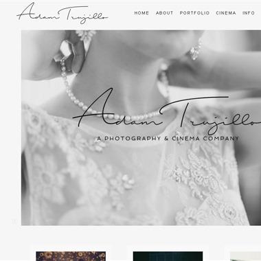 Adam Trujillo wedding vendor preview