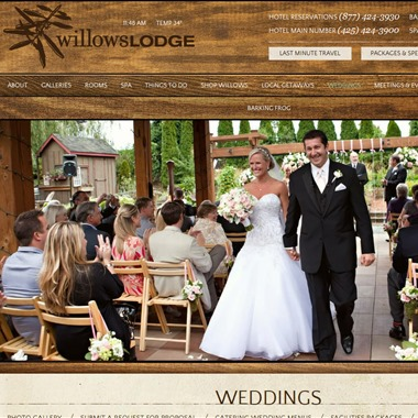 Willows Lodge wedding vendor preview