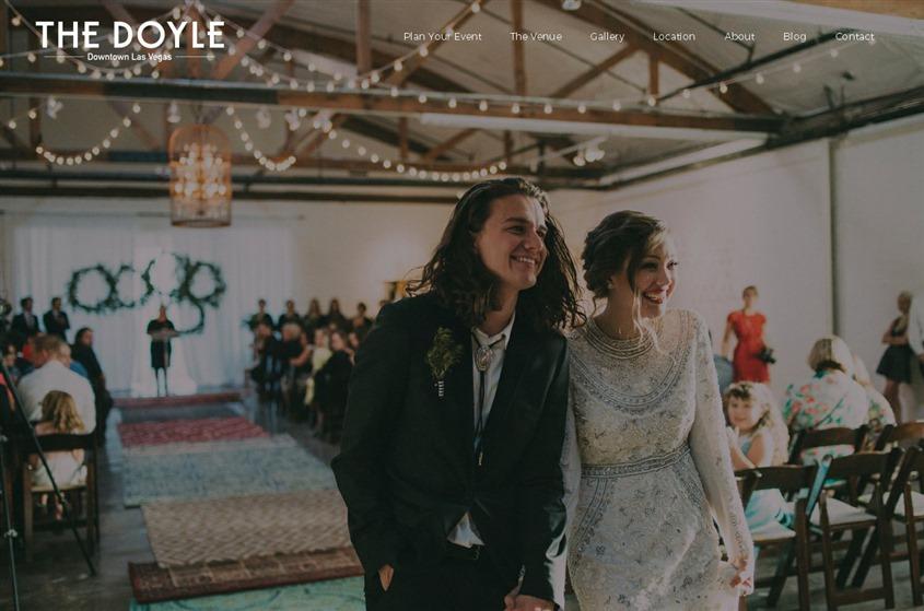 Las Vegas Wedding Ceremony And Reception Venue