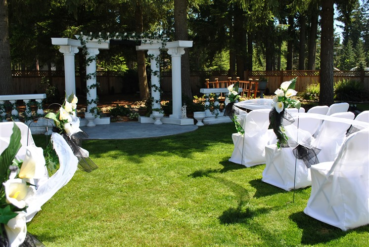 Villa Rose Gardens wedding vendor photo