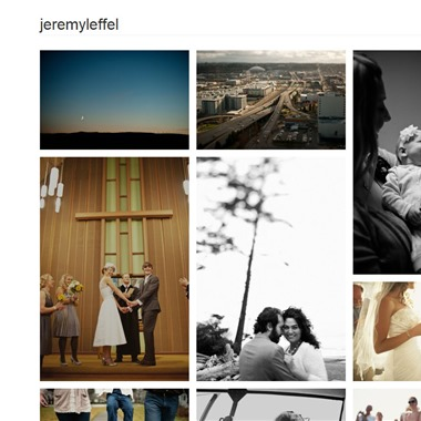 Jeremy Leffel wedding vendor preview