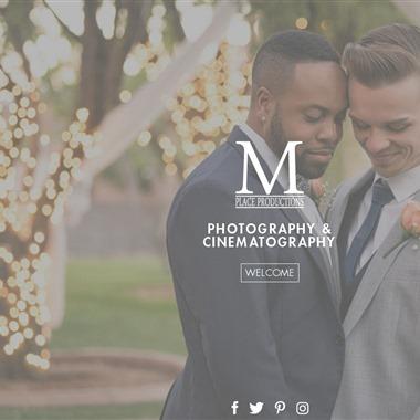 M Place Productions wedding vendor preview