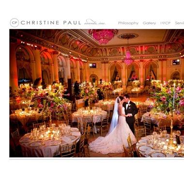 Christine Paul Events wedding vendor preview