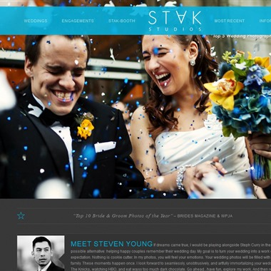 STAK Studios wedding vendor preview