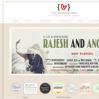 My Wedding Way wedding vendor preview