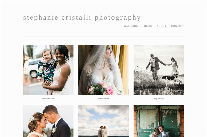 Stephanie Cristalli wedding vendor photo