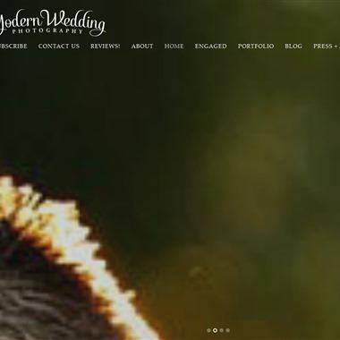 Modern Wedding Photography wedding vendor preview
