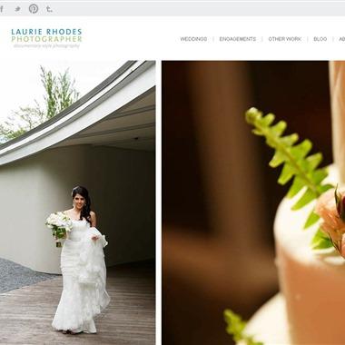 Laurie Rhodes Photographer wedding vendor preview