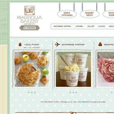 Magnolia Bakery wedding vendor preview