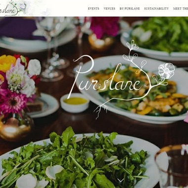 Purslane wedding vendor preview