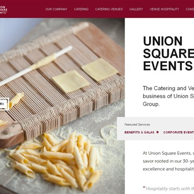 Union Square Events wedding vendor preview