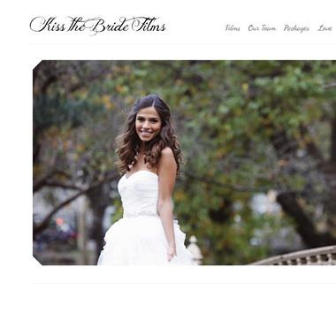 Kiss The Bride Films wedding vendor preview