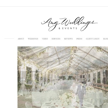 Ang Weddings and Events wedding vendor preview
