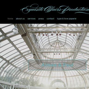 Exquisite Affairs Productions wedding vendor preview