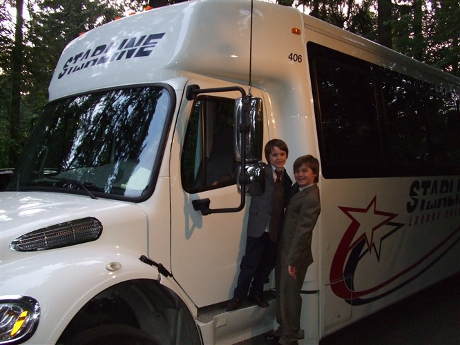 Starline Luxury Coaches wedding vendor photo