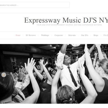 Expressway Music wedding vendor preview