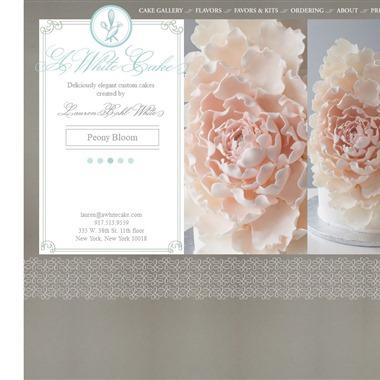 A White Cake wedding vendor preview