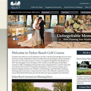Dyker Beach Golf Course wedding vendor preview