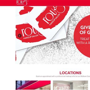 Rouge Salons wedding vendor preview