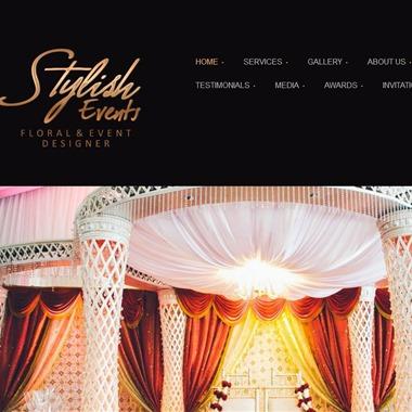 Stylish Event wedding vendor preview