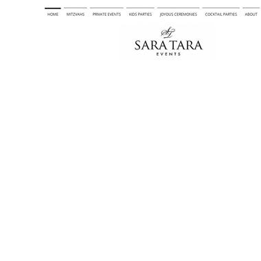 Sara Tara Events wedding vendor preview