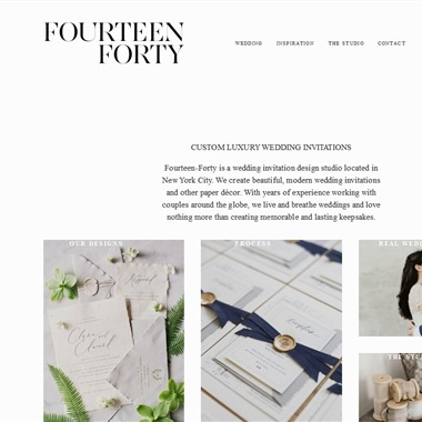 Fourteen-Forty wedding vendor preview