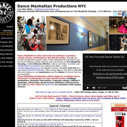 Dance Manhattan Studios photo