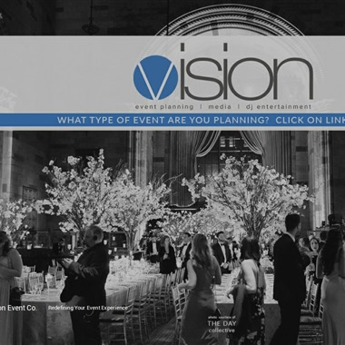 Vision Event Company wedding vendor preview