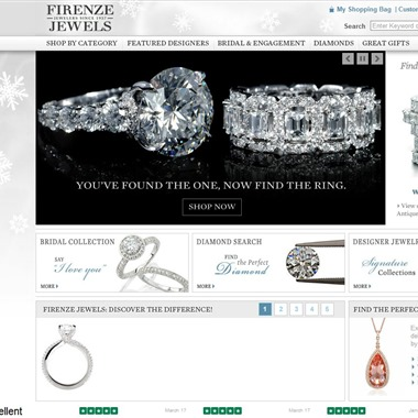 Firenze Jewels wedding vendor preview