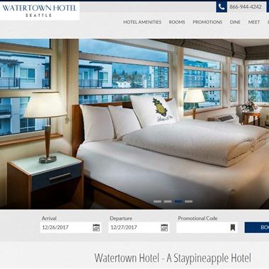 Watertown Hotel wedding vendor preview