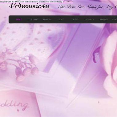 VSmusic4u wedding vendor preview