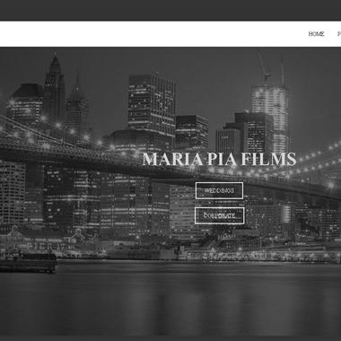 Maria Pia Films wedding vendor preview