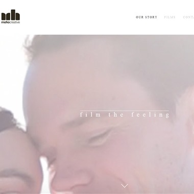 Moho Creative wedding vendor preview