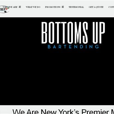 Bottoms Up Bartending  wedding vendor preview